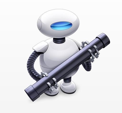 apple automator for studio productivity