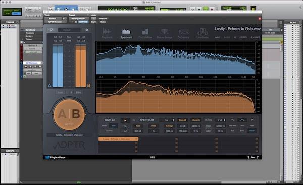 mix tools for comparing mixes