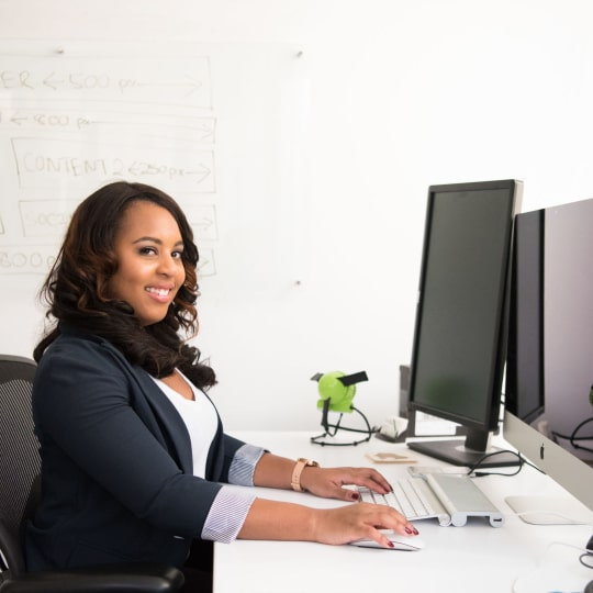 work smarter and use a virtual assistant