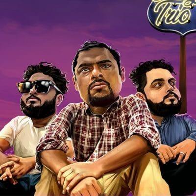 arinjoy trio blues band