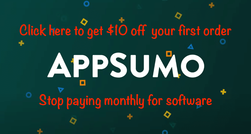software discount from appsumo